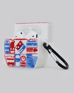 Load image into Gallery viewer, Dominos Pizza AirPods Case *PRE-ORDER CASE WILL SHIP IN 2-3 WEEKS*