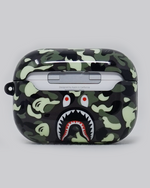Load image into Gallery viewer, Ape Shark Inspired AirPods Pro Case (Green)