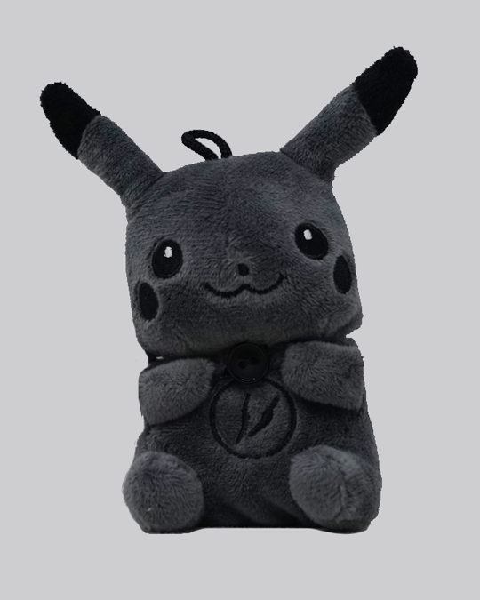 Pikachu Plush AirPods Case (Grey) *PRE-ORDER CASE WILL SHIP IN 2-3 WEEKS*