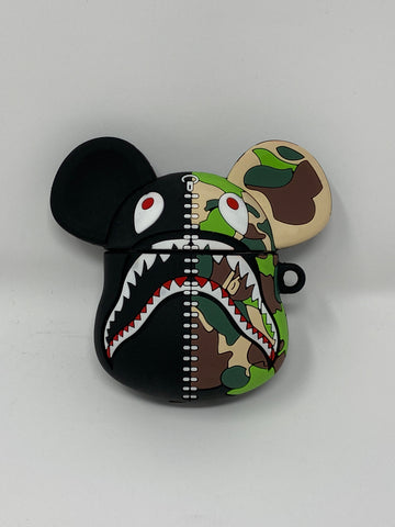 Bape Be@rbrick Airpods case