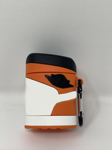 Shattered Backboard 1 AirPods Case