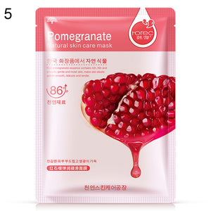 Deep Hydrating Moisturizing Soothing Face Mask Plant Essence Facial Skin Care