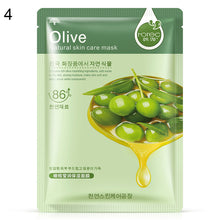 Load image into Gallery viewer, Deep Hydrating Moisturizing Soothing Face Mask Plant Essence Facial Skin Care