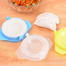 Load image into Gallery viewer, Kitchen Magic Creative Food-grade Plastic Pinch Home Pack Dumpling Machine