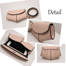 Load image into Gallery viewer, Women Serpentine Fanny Pack Ladies New Fashion Waist Belt Bag Mini Disco Waist bag Leather Small Shoulder Bags