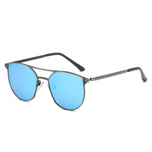 Load image into Gallery viewer, Personality Sunglasses Men And Women Fashion Colorful Sunglasses Trend Small Glasses