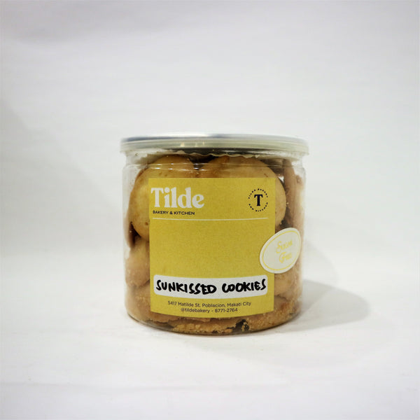 Tilde – Sunkissed Cookies