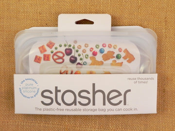 Stasher – Reusable Snack Bag