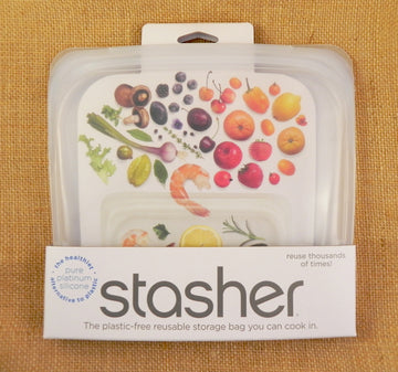 Stasher – Reusable Sandwich Bag