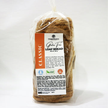 Charlie & Angus Home Kitchen – Gluten Free Loaf Bread