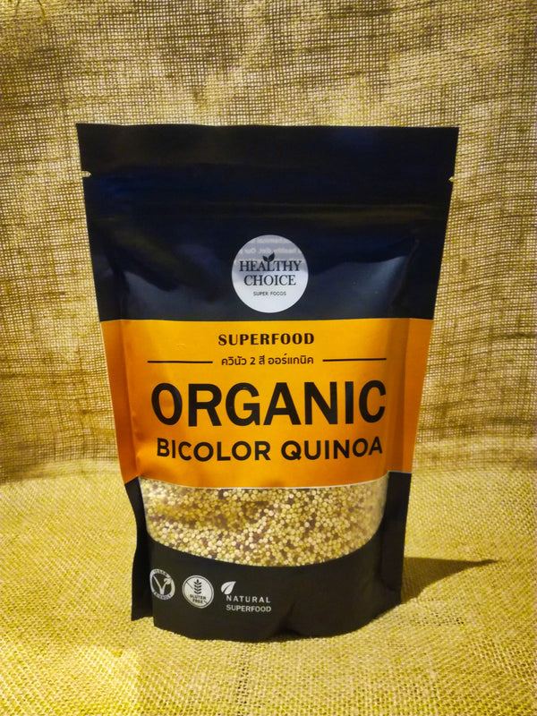 Healthy Choice – Organic Bi-Color Quinoa