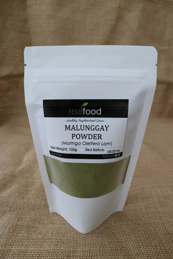 Real Food PH – Malunggay Powder