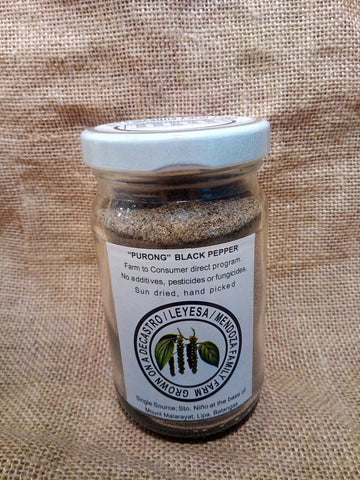 Villa Fuscagna Farms – Organic Ground Black Pepper