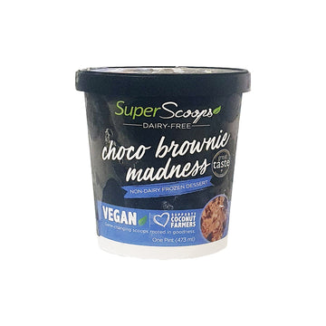 Super Scoops – Choco Brownie Madness Ice Cream