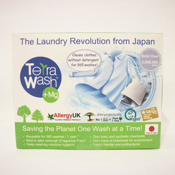 Terra Wash – Terra Wash + Mg Eco Laundry Sachet