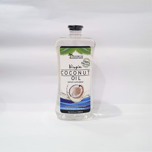 Coco Plus – Virgin Coconut Oil