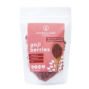 Naturally Good – Goji Berries