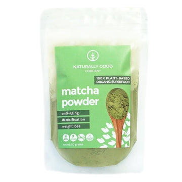 Naturally Good – Matcha Powder