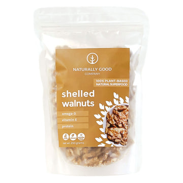 Naturally Good – Shelled Walnuts