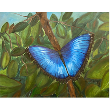 Load image into Gallery viewer, Blue Butterfly