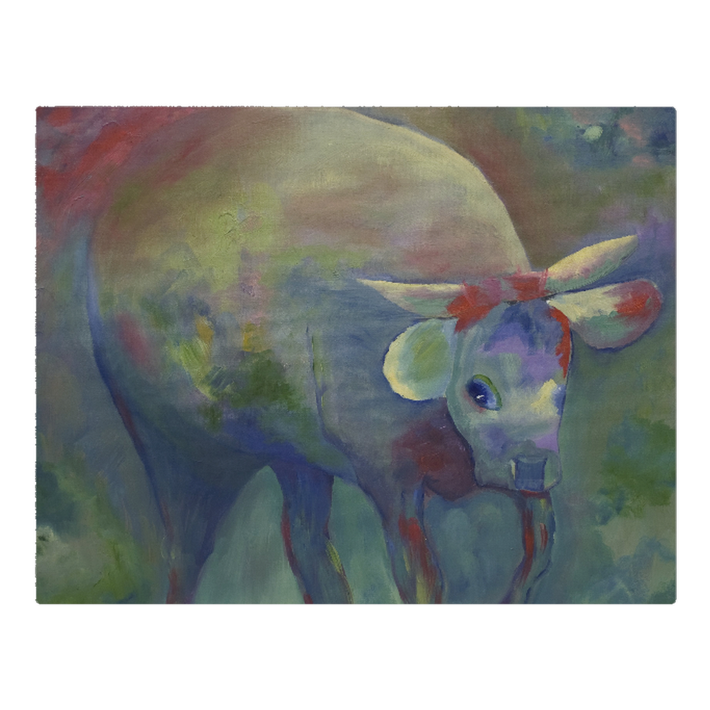 Contessa the Cow Placemat