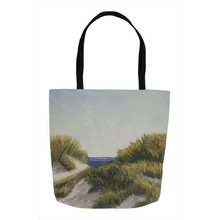 Load image into Gallery viewer, Watch Hill Dunes - Tote Bag