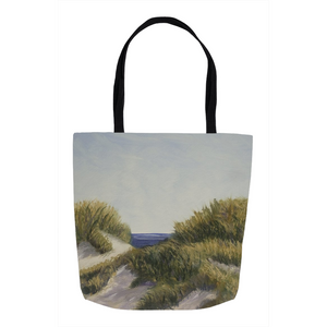 Watch Hill Dunes - Tote Bag