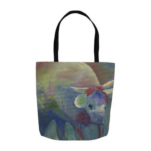 Contessa the Cow Tote Bag