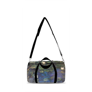 Water Lilly Duffle Bag