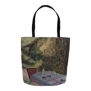 New Zealand Winery Tote Bag
