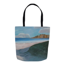 Load image into Gallery viewer, Narragansett Towers Tote Bag