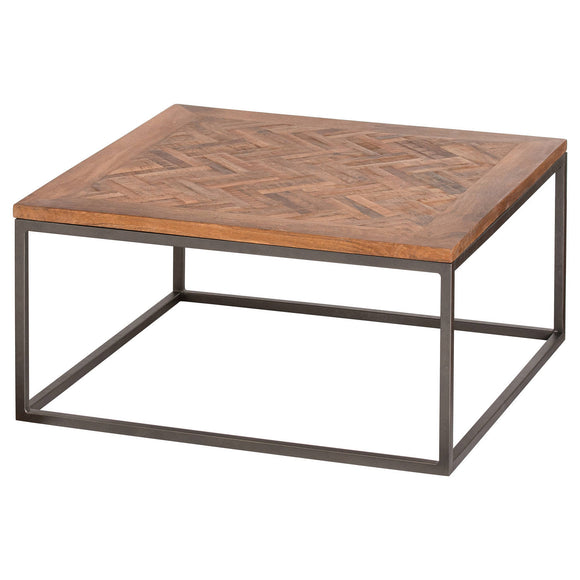 Hoxton Large Parquet Coffee Table