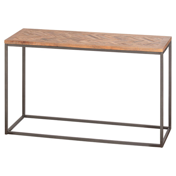 Hoxton Parquet Console Table