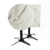 NOROCK Black Terrace Complete Table
