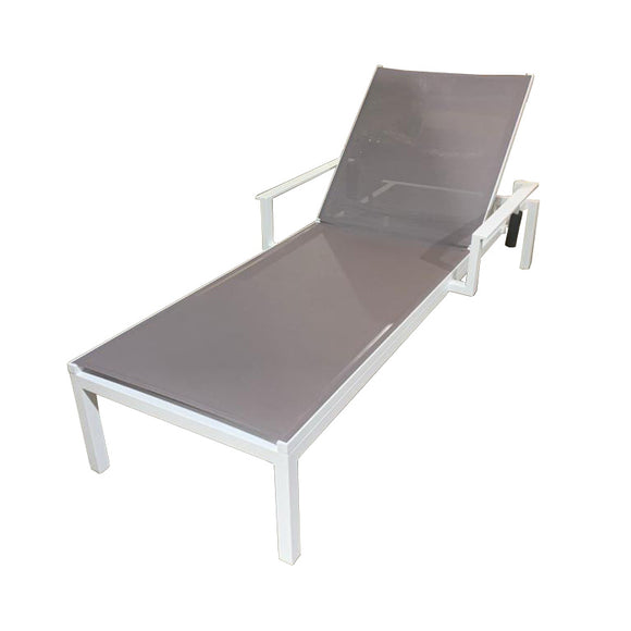 Stackable Sun loungers with Arms