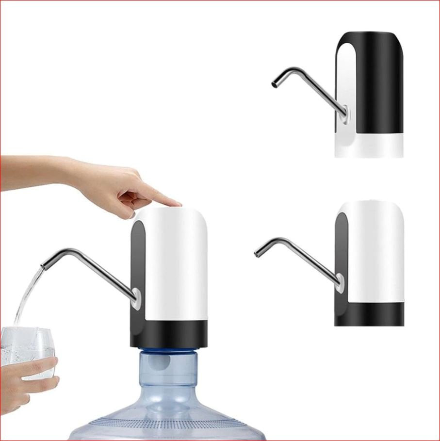 PORTABLE WATER BOTTLE PUMP