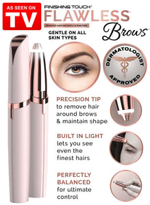 BROW HAIR REMOVER