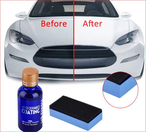 ANTI-SCRATCH CAR POLISH