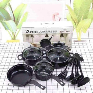 13 Pcs Cookware Set