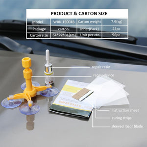CAR GLASS REPAIR KIT