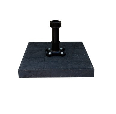 Strong plastic base 13 with PCV sleeve rotating spindle (NO 200)