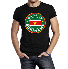 T-shirt Made in Suriname