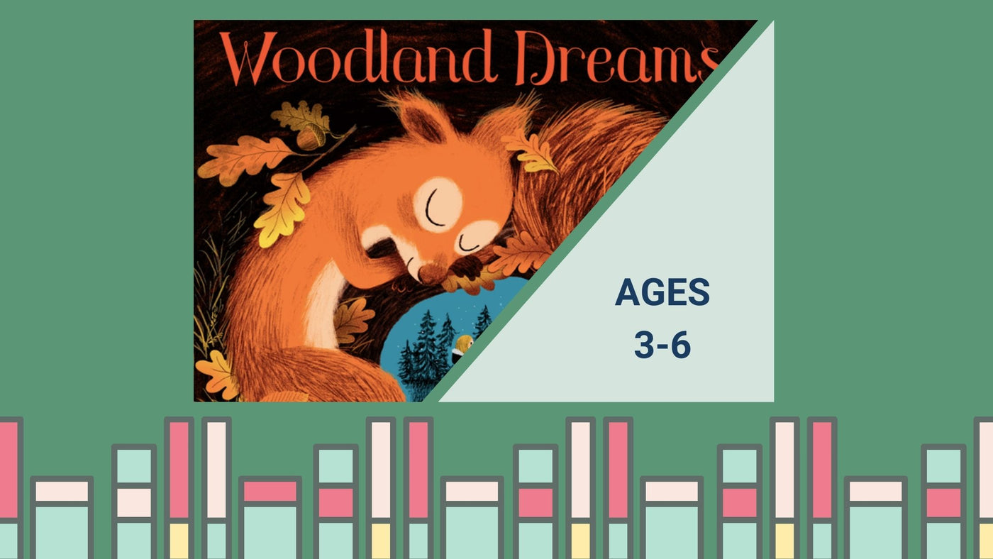 Blog header image for Woodland Dreams book review