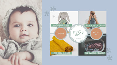 Best Sustainable Baby Gifts and Baby Gift Boxes!