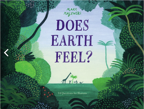 Does Earth Feel book cover
