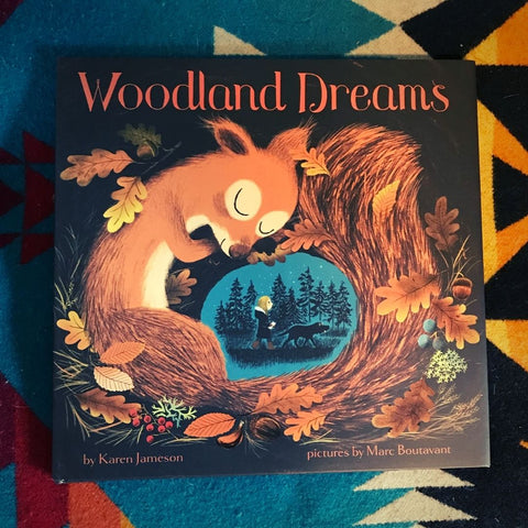 Woodland Dreams Book Cover