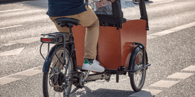 Picture of a Cargo Bike