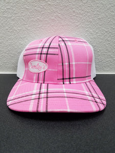Pretty 'n Pink Formal Hat