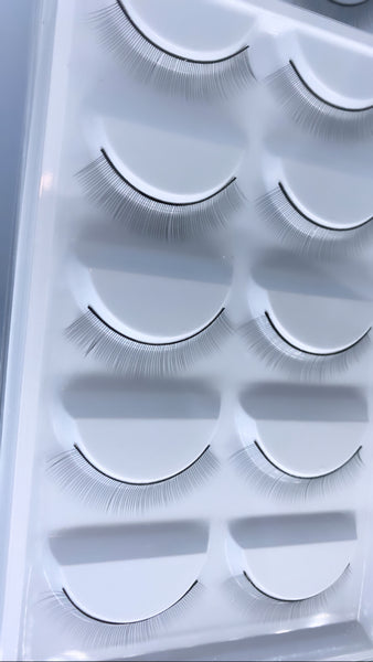 Training LASH'D Lashes 100 pairs