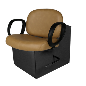 Delphina Shampoo Chair with Legrest